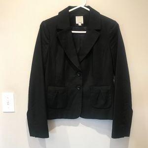 NWOT Halogen Blazer -Black- Size S